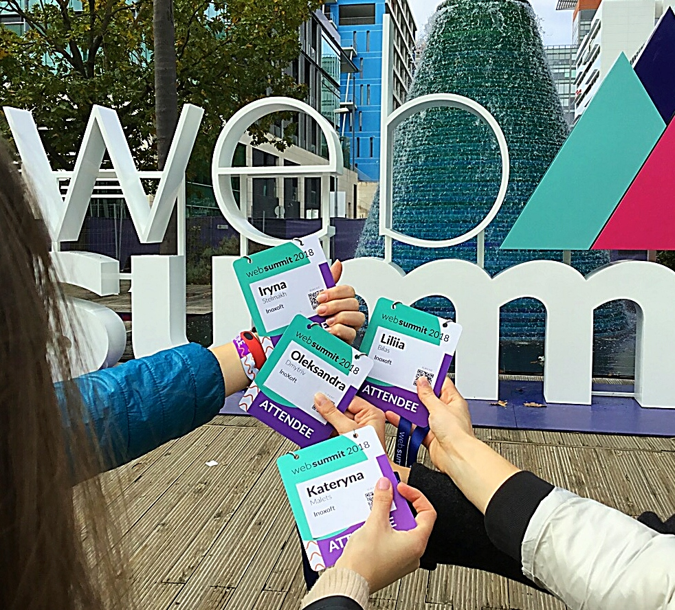 Web summit 2018: an annual meeting of the tech world