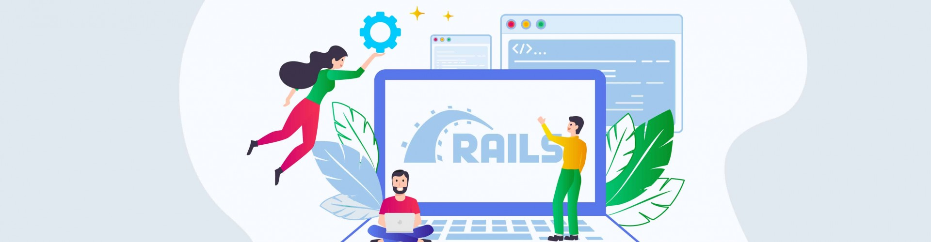 Ruby on Rails popularity and it's purpose
