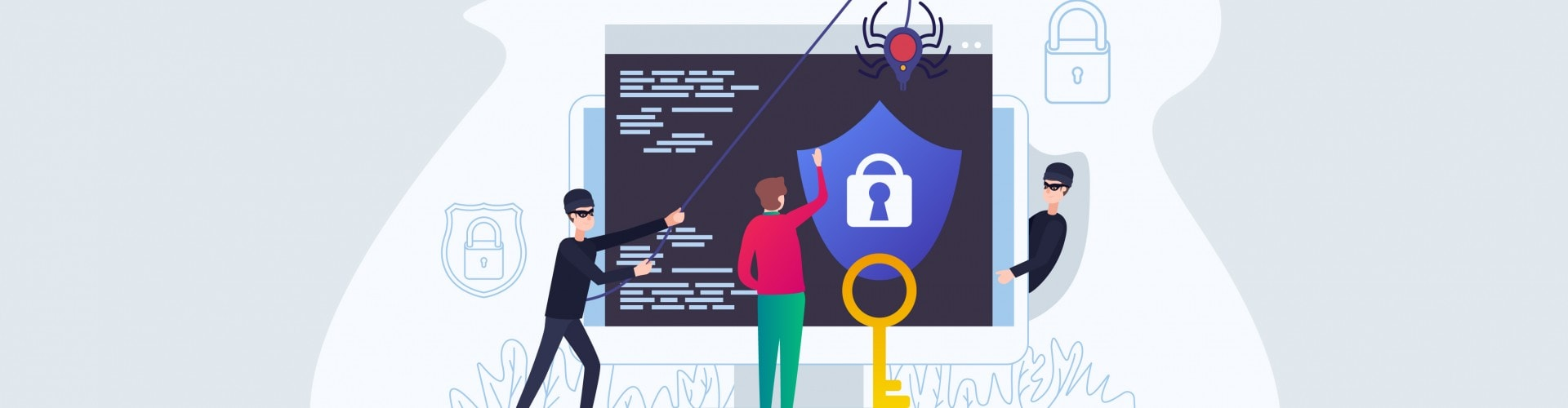13 Recommendations to secure your WordPress website