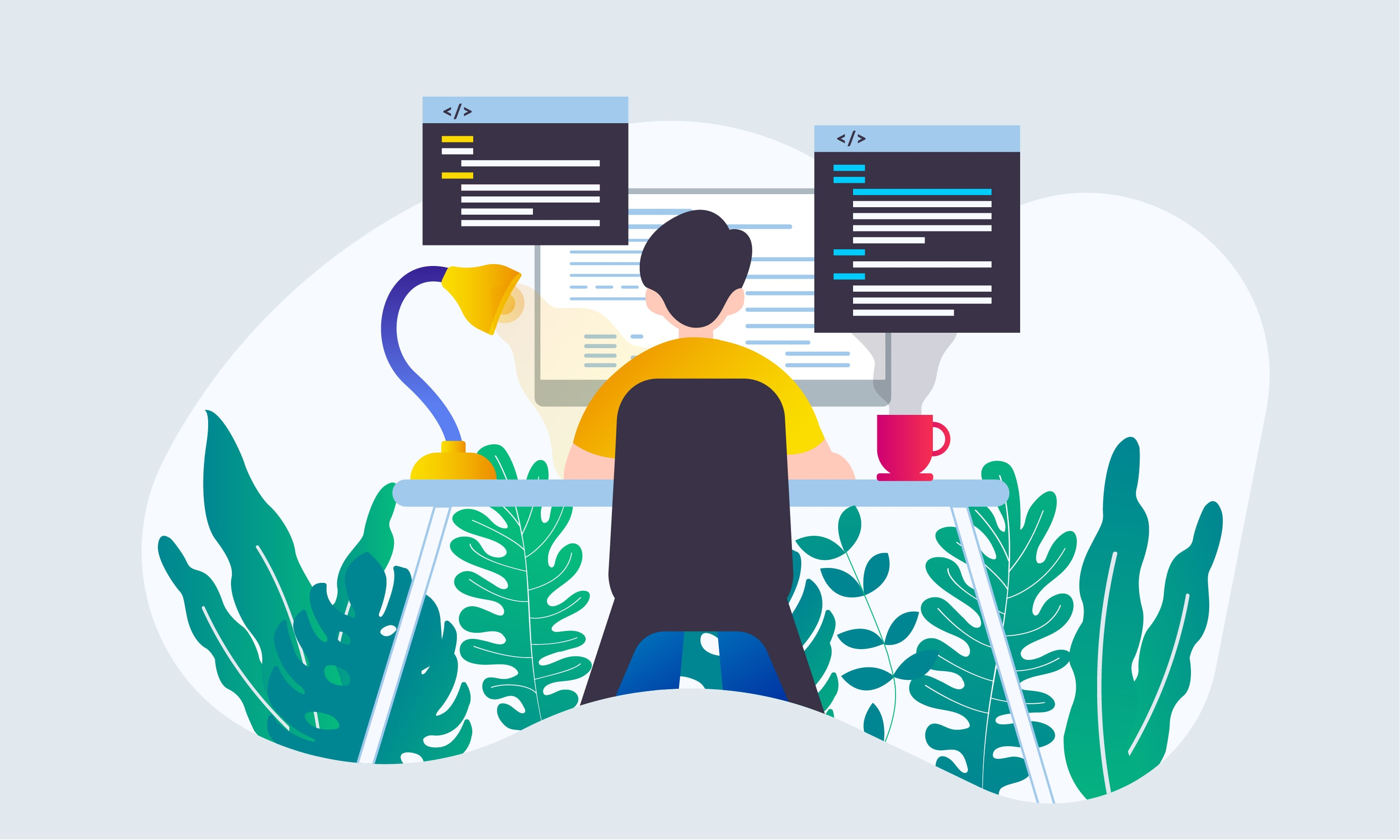 Will JavaScript take Java's place in web and software development?