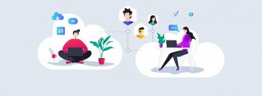 How to make remote work effective and maintain productivity at home