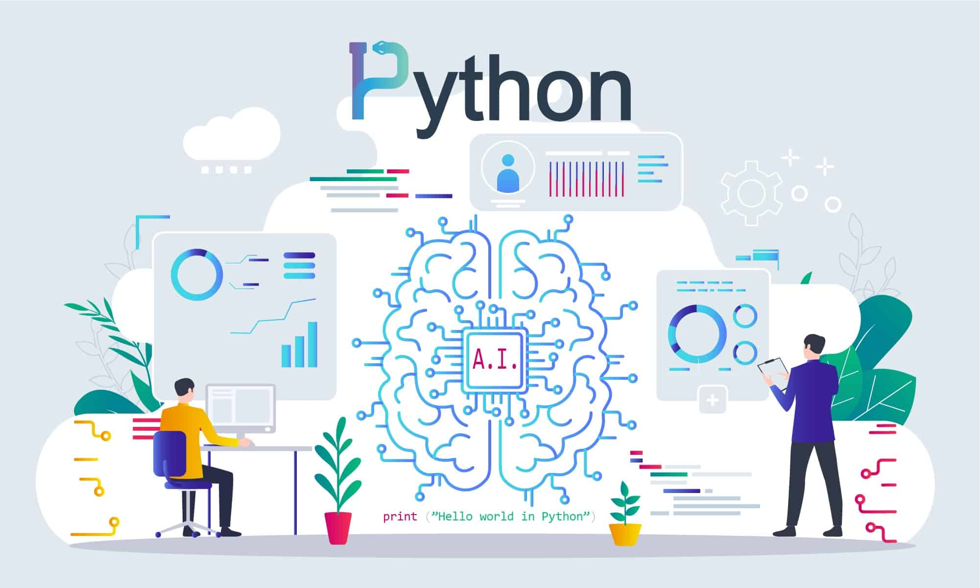 Pros And Cons Of Python Which Can Benefit Your Business - Inoxoft