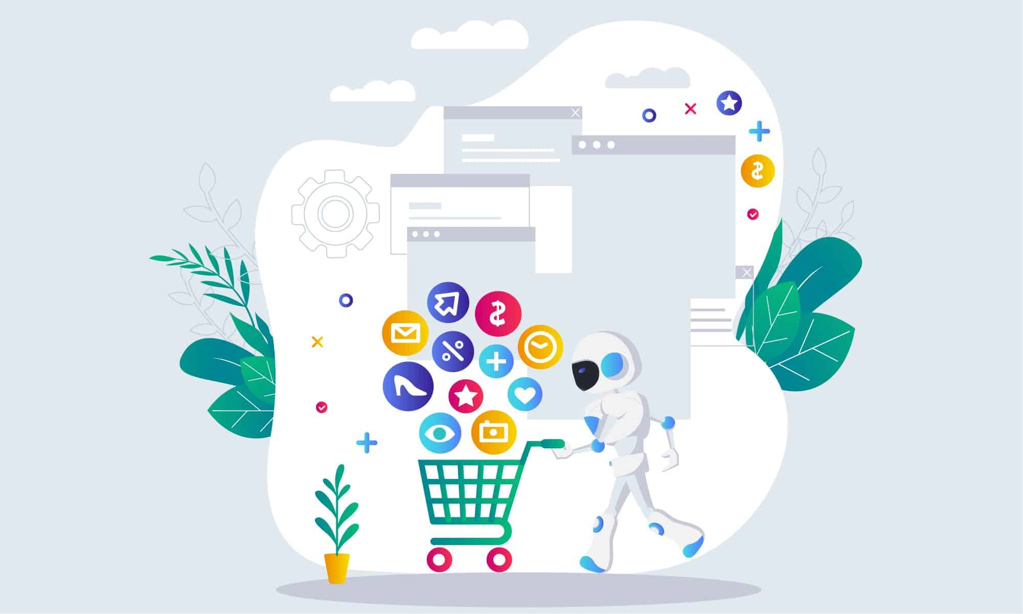 Smart Retail Solutions : Changing Shopping Experience - Inoxoft