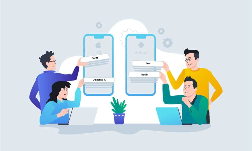 How to Choose Technology Stack for Mobile Application Development?