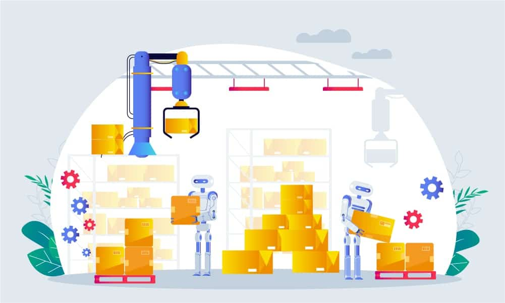 AI in Logistics: Examples and insights - Inoxoft
