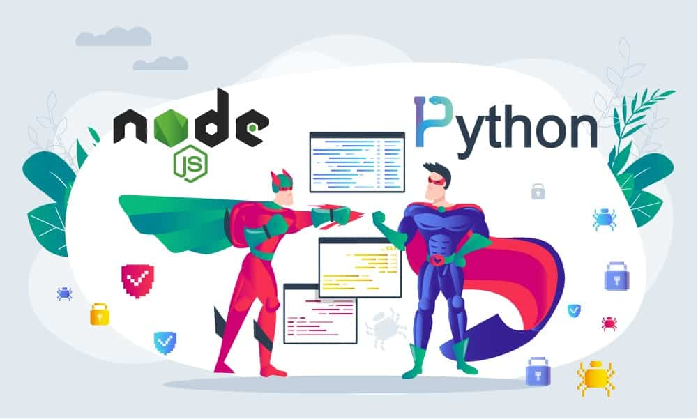 Node.js vs. Python: Comparing the Pros, Cons, and Use Cases
