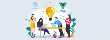 React vs Vue: Which technology to choose in 2021?