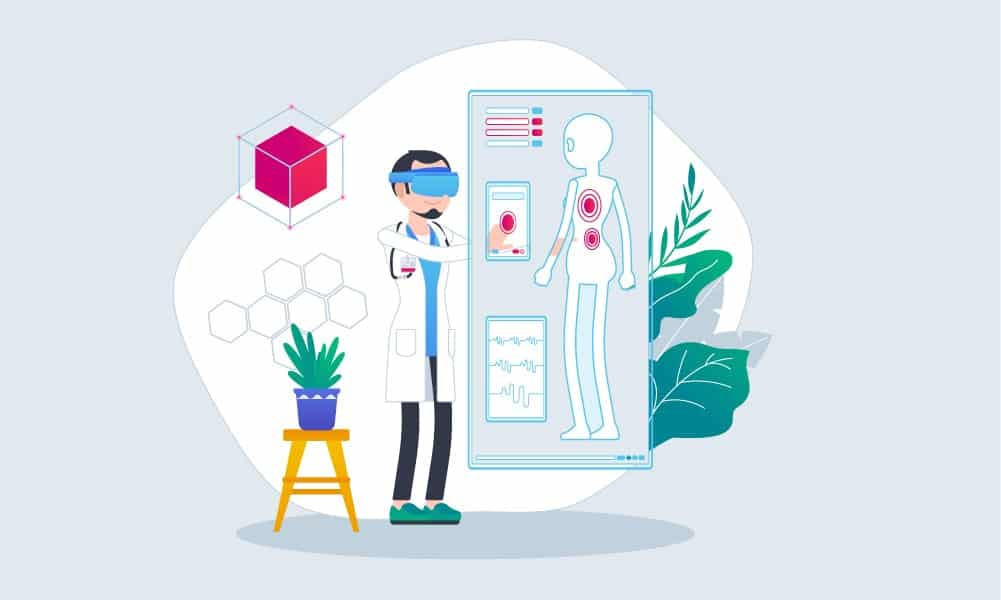 10 ways to use virtual reality in Medical Field