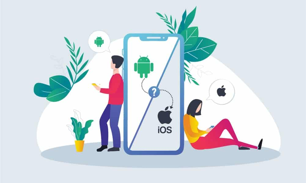 How to Convert Android App to IOS or Vice Versa | Inoxoft