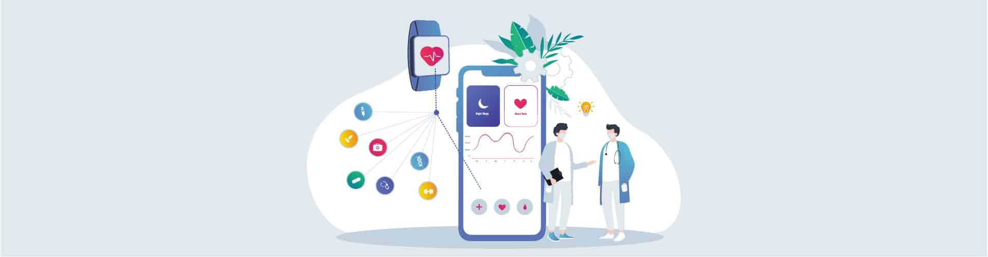Healthcare app ideas for startups in 2021